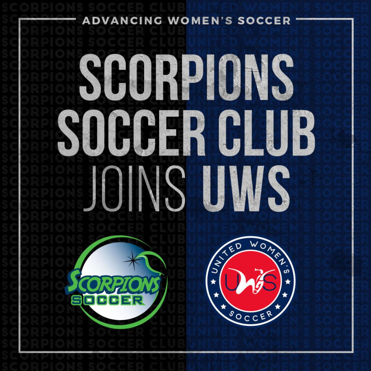 Scorpions Joins United Women's Soccer League